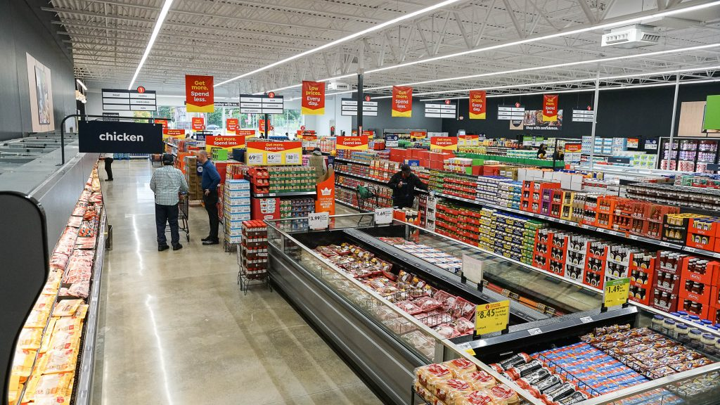 grocery store industry